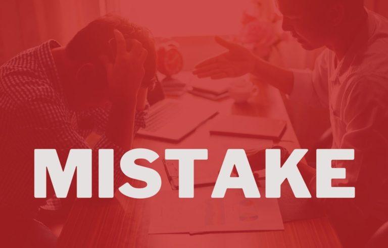 32 Common Copywriting Mistakes