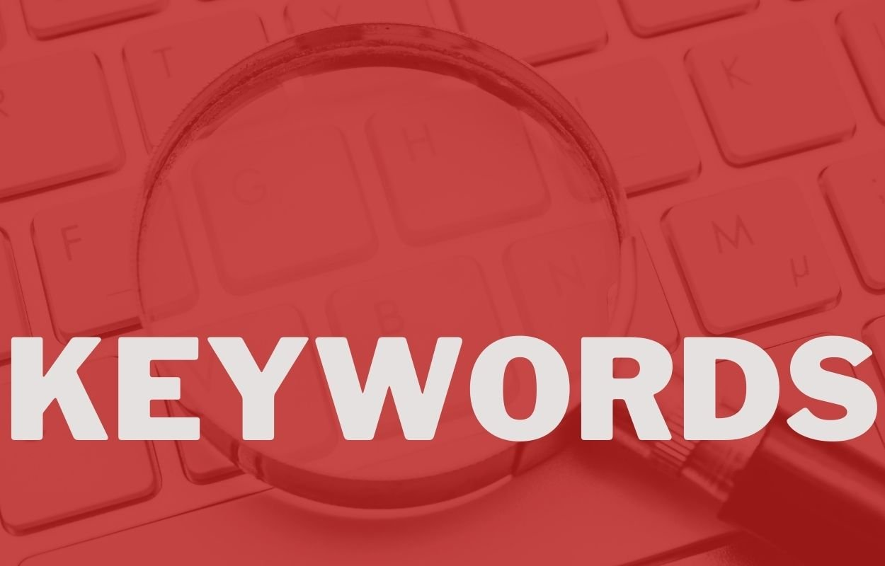 keywords and copywriting