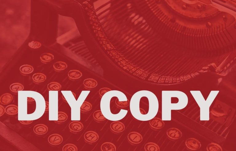6 tips for writing your own copy
