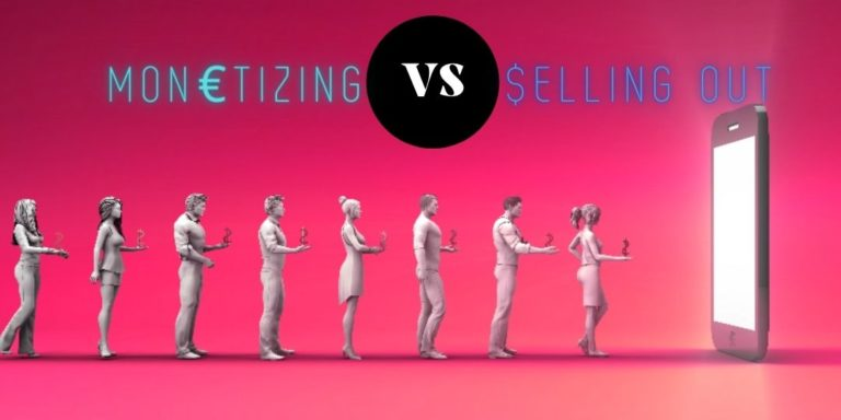 How to Monetize Your Blog Without Selling Out